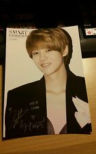Sm Art exhibition exo luhan official postcard kpop k-pop rare