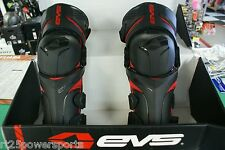 EVS Epic  Knee/Shin Guard Pair S/M Small - Medium  MX ATV Offroad