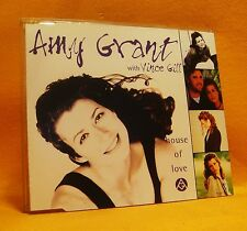 MAXI Single CD Amy Grant With Vince Gill House Of Love 4TR 1994 (MINT) Pop