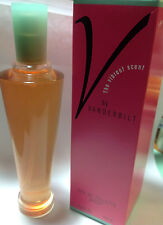 V BY GLORIA VANDERBILT PERFUME 3.4 OZ EDT SPRAY NEW IN BOX.