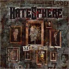 HATESPHERE - Murderlust  [RED Vinyl] LP
