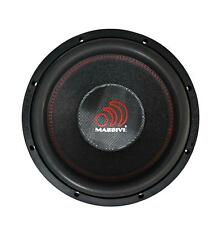 "Massive Audio HIPPO XL122 4000 W Max 12"" Dual 2 Ohm Stereo Car Audio Subwoofer"