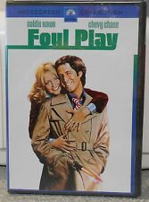 Foul Play (DVD 2004) RARE GOLDIE HAWN CHEVY CHASE 1978 COMEDY BRAND NEW