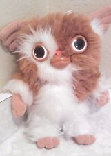 Vintage 1984 Hasbro Softies Gremlins Gizmo Plush Squeaker Works Well 11 Inches