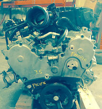 2005 2006 CHRYSLER PACIFICA 3.5L ENGINE 71K MILES