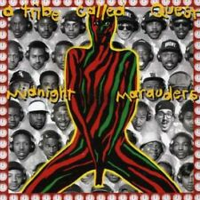 A Tribe Called Quest, Tribe Called Quest - Midnight Marauders [New CD] Explicit