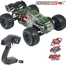 Arrma AR106015 1/8 Kraton 6S BLX Brushless 4WD RTR Monster Truck Green/Black