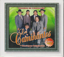 SEALED - Los Caminantes Exitos Vol.2 CD Tesoros De Coleccion BRAND NEW !