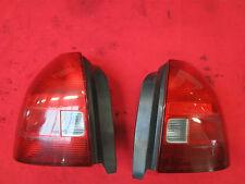 Rot lasierte Rücklichter Honda Civic EK3 EJ9 EK4 3 Türer Bj. 1996-2001