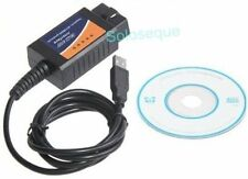 DIAGNOSIS ELM327 ELM 327 USB V1.5 OBD2 MULTIMARCA OBDII COCHE DIAGNOSTIC CAR