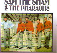 SAM THE SHAM & THE PHARAOS - The Best of - 60's POP CD