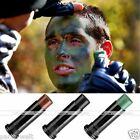 NEW CAMO FACE PAINT COLOUR ARMY CAMOUFLAGE WATERPROOF COMMANDO FACE PAINT