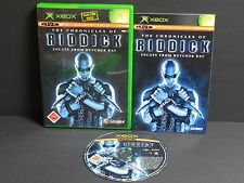 The Chronicles of Riddick - Escape from Butcher Bay für Xbox
