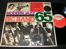 MODERN JAZZ BIG BAND 65 live / DDR LP 1965 Amiga 850054