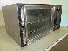 """WISCO 608-1"" HEAVY DUTY COMMERCIAL (NSF) COUNTER-TOP 120V SUPER CONVECTION OVEN"
