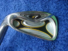 TAYLORMADE R7 IRONS 4-PW, STIFF STEEL, LEFT HAND. MAKE OFFER