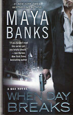 Complete Set Series - Lot of 9 KGI books by Maya Banks (Romantic Suspense)