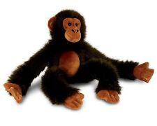 Keel Toys LONG MONKEY Chimpanzee DARK BROWN Soft Toy LARGE - 80cm