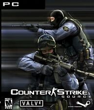 Counter-Strike Source: STEAM PC CD KEY Code CSS CS Counterstrike SOFORT per MAIL