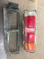 1974-1977 Toyota Celica Complete Tail Light Assembly RH