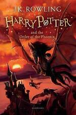 Harry Potter and the Order of the Phoenix by J. K. Rowling Book | NEW AU