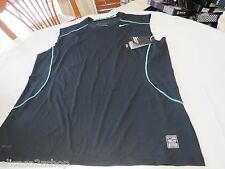 Nike DRI FIT PRO COMBAT fitted competition sleeveless shirt small S Men's 449786