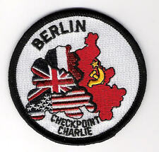 BERLIN/CHECKPOINT CHARLIE PATCH