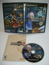 Atelier Iris 2: The Azoth of Destiny -- Sony PlayStation 2 PS2 --GREAT CONDITION