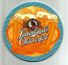16 Leinenkugel's  Octoberfest  Beer Coasters