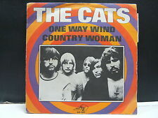 THE CATS One way wind AZ SG 357