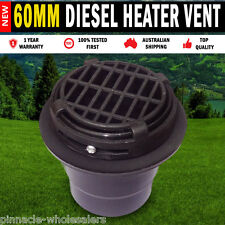 NEW Diesel Heater 60mm Heater Vent Hot & Cold, Air Vent For  Webasto, Domestic