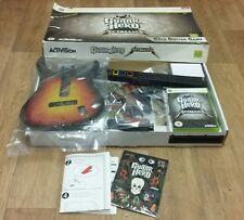 Guitar Hero Metallica Xbox 360 Guitar Controller & Game Microsoft Activision