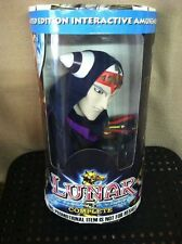 Lunar Silver Star Story Complete Limited Promo Ghaleon Boxing Puppet 1998 IOP 4+