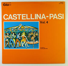 "12"" LP - Castellina-Pasi - Vol. 4 - B3960 - RAR - washed & cleaned"