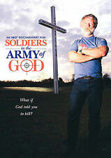 SOLDIERS IN THE ARMY OF GOD-Christian EXTREMISTS-Anti-Abortion-TERRORISM-USA-Dvd
