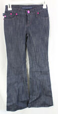 Rock Republic Polish Jeans Denim Girls Size 10, 24 Flare Low Rise Sample