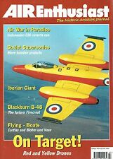 AIR ENTHUSIAST #82 JUL-AUG 99: S.F.CODY STORY/ B-48 FIRECREST/ B&V FLYING BOATS