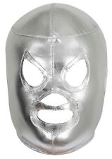 El Santo High Quality Lycra Lucha Libre Luchador Mask Adult Size