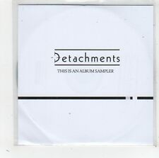 (FV969) Detachments, 6 track album sampler - DJ CD