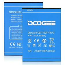 Original 3000mAh 3.8V Replacement Batteries Backup Battery For DOOGEE Y100 Plus