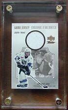 99-00 McDonald's Jaromir Jagr 225/300 Game Jersey 1999 Retro - Rare Mint!