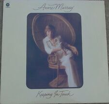"ANNE MURRAY""KEEPING IN TOUCH""1976 IN SHRINK  COLLECTIBLE   LP"