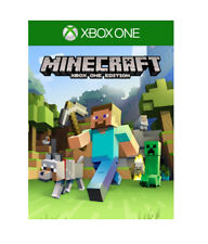 Microsoft Xbox 360 Minecraft Video Game Disc 7+ Age Guide