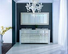 Double vanity Design vanity Luxury Basin Marble 54,5x81,4x81,4 NEW