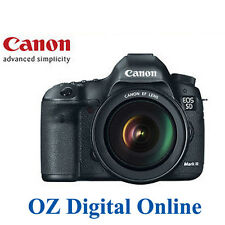 New Canon EOS 5D Mark 3 III +24-70mm f2.8L II USM +Gifts +1YrWty