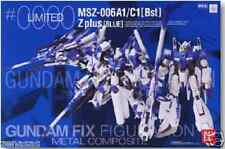Used Bandai GUNDAM FIX FIGURATION METAL COMPOSITE LIMITED Zplus BLUE