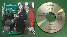 Sunday Times Music Collection Jazz Be-Bop Getz Parker Gillespie Basie Stitt + CD