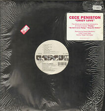 CE CE PENISTON - Crazy Love (Kenny Dope Gonzalez , Little Louie Vega Rmxs) - A&M