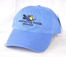 *DESCHUTES RIVER OREGON* Whitewater Rafting Kayaking Ball cap hat OURAY sample