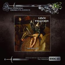 LEWD PREACHER - The Raw Age (NEW*HEAVY METAL DEMO CLASSICS #1*GER METAL LIM.500)